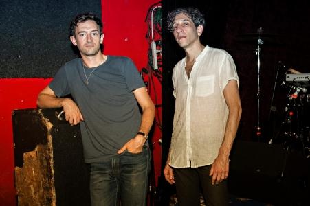 Jesse Cohen and Eric Emm - Tanlines - NYLON Guys tour 2016, Atlanta