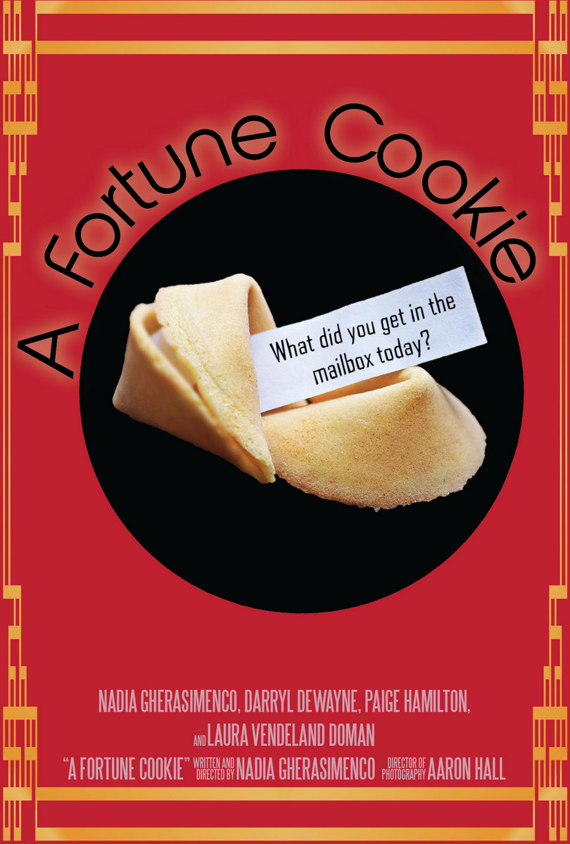 Movie poster for A Fortune Cookie