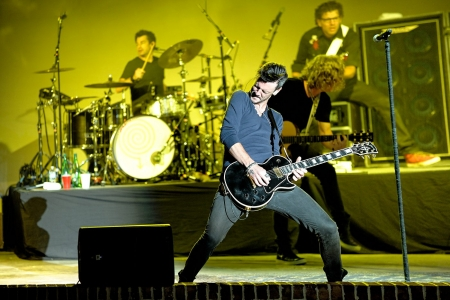 Collective Soul - Fayetteville, GA, 2014