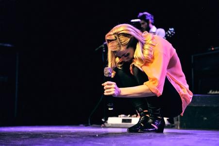 Karmin - at Center Stage, Atlanta, GA - 12 Apr 2014