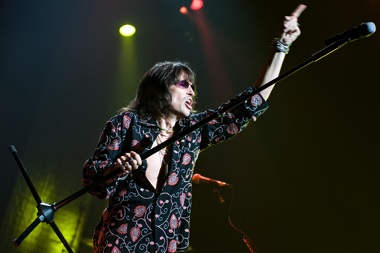 Kelly Hansen - Foreigner - 16 Jul 2008