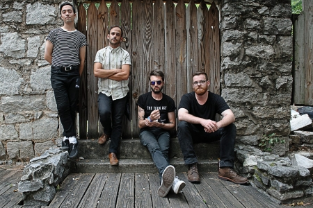 Lazyeyes - The Masquerade, Atlanta, 29 Jul 2015