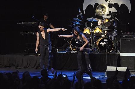 Geoff Tate's Queensryche - Center Stage, Atlanta GA - 17 Aug 2014