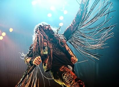 Rob Zombie - at The Tabernacle, Atlanta GA - 28 Apr 2014