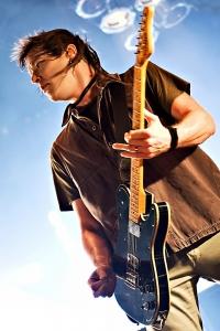 Robin Finck | Nine Inch Nails @ Verizon Wireless Music Center, Noblesville IN, 30 May 2009