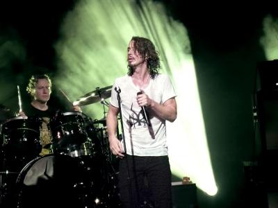Soundgarden - Charlotte NC - 7 Aug 2014