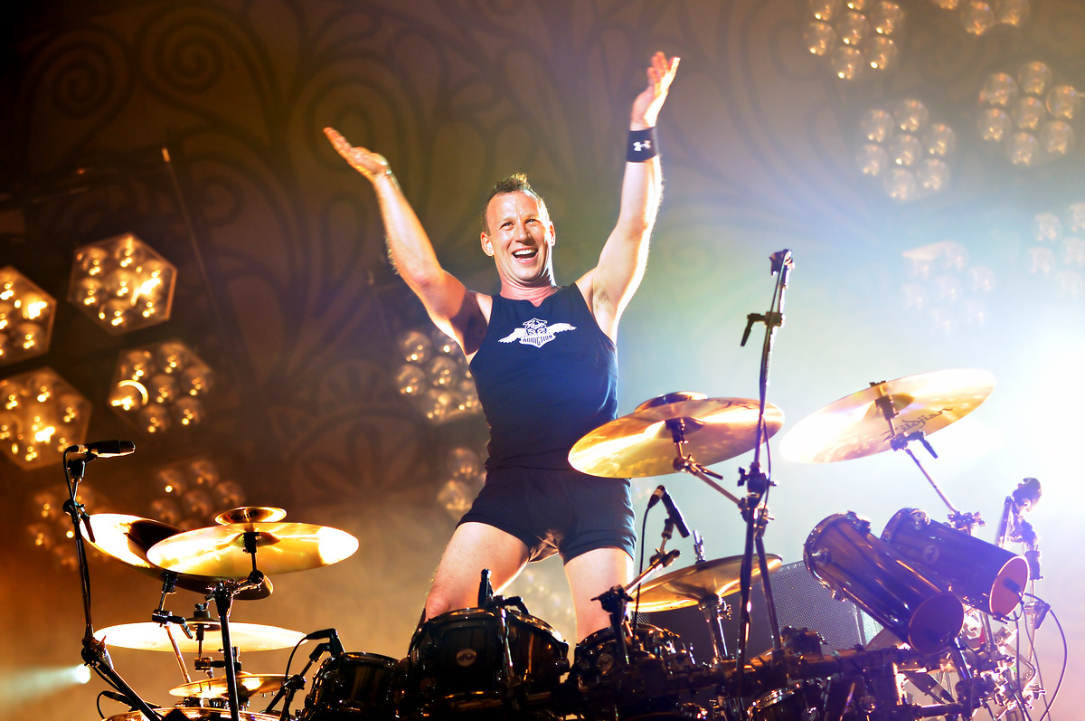 Stephen Perkins | Jane's Addiction @ Phoenix AZ, 15 May 2009